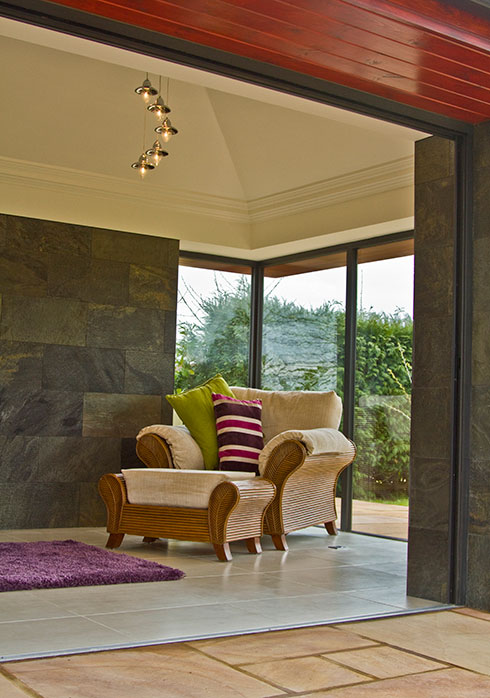 Linc Garden Rooms : Rectangular Room Interior