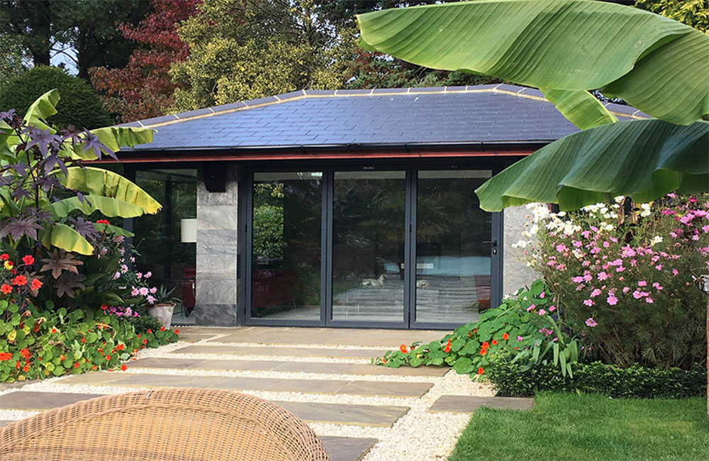 Linc Garden Rooms : Landscaping : Completed Project